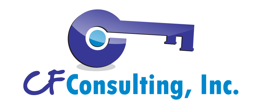 CF Consulting logo by  SA-Technology